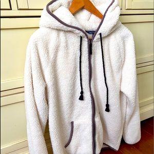 American Eagle super soft fleece jacket